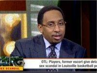 "On Friday's ""First Take"" on ESPN2, co-host Stephen A. Smith …"