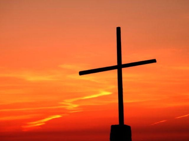 Salvation Mountain, Cross