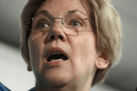 Poll: 'Liberal Lion' Elizabeth Warren Less Popular Than GOP Governor