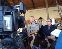 Press Conference for Oregon Shooting