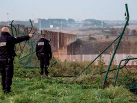 British Anarchists Organised Violent 'Massive Calais Invasion'