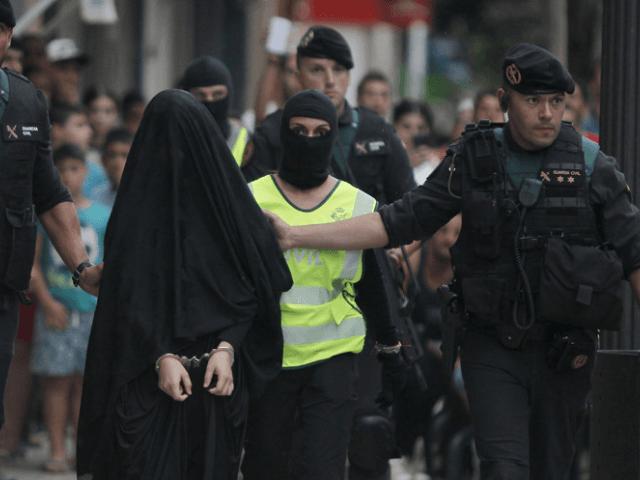 ISIS Spain arrest