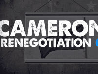 Cameron Renegotiation