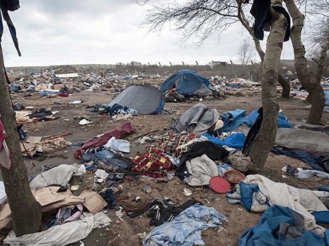Aid to Calais