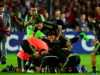 Mexico Concacaf Rose Bowl (Reuters)