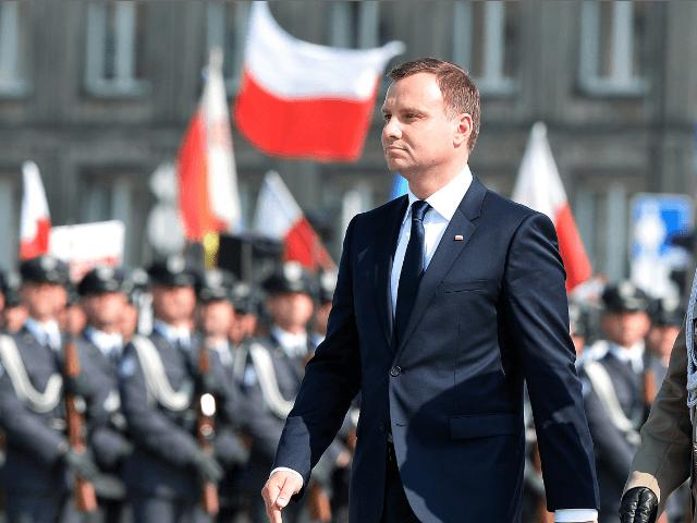 Andrzej Duda Poland Polish President