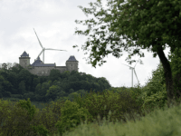 Wind Power Castle