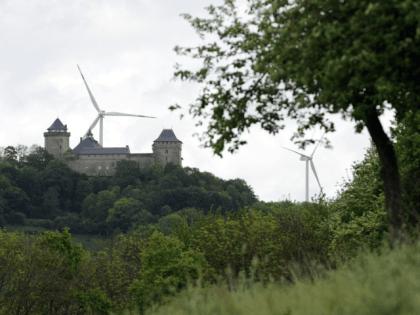 Wind Power Castle