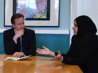 David Cameron Muslim Hijab Islam