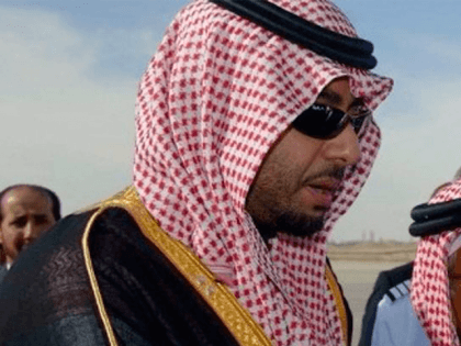 Prince Majed bin Abdullah bin Abdul Aziz (AFP / Saudi Press Agency)