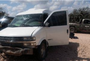 Van from Narco Banner