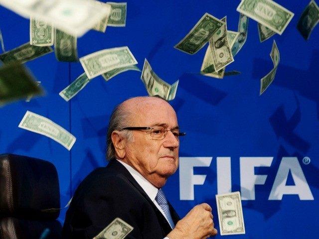 Sepp Blatter FIFA bribes scandal