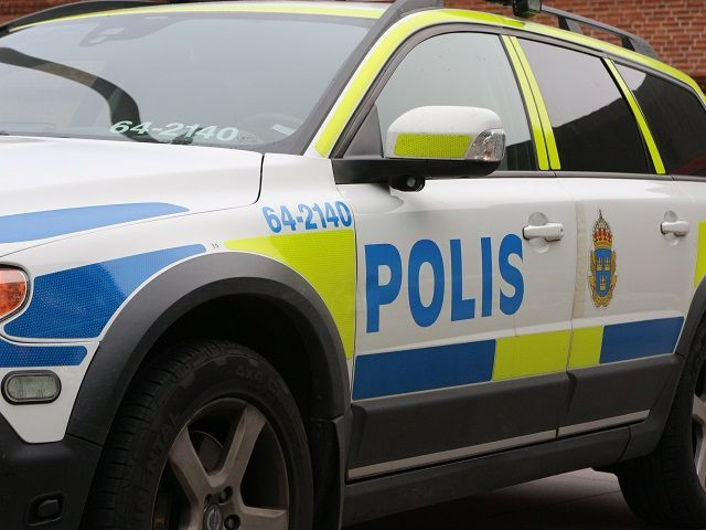 Sweden Polis Police