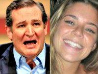 Ted Cruz (L) and Kate Steinle AP Facebook