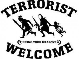 Terrorists Welcome