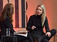 Theranos Founder and C.E.O. Elizabeth Holmes (Mike Windle / Getty)