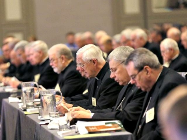 US Conference of Catholic Bishops AP