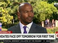 Van Jones: Democratic Party 'Has a Problem,' 'The Whitest Field' Since 1992