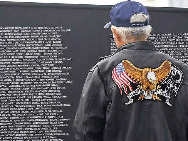 Vietnam Memorial (Associated Press)