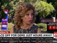 Wasserman Schultz: Dems 'Most Diverse' Party, GOP Has 'Done Everything' To Alienate Women and African-Americans