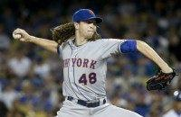 DeGrom Outduels Kershaw, Mets Beat Dodgers 3-1
