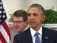 Baracl Obama, Ash Carter