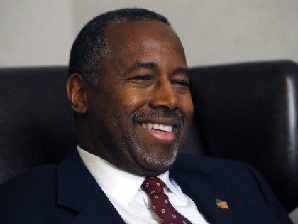 Armstrong Williams: Dr. Ben Carson a Team Player Who Can Build Alliances to Succeed at HUD