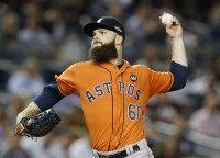 Astros Beat Yankees 3-0 in Wild Card Game