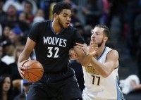 Karl-Anthony Towns, Joffrey Lauvergne