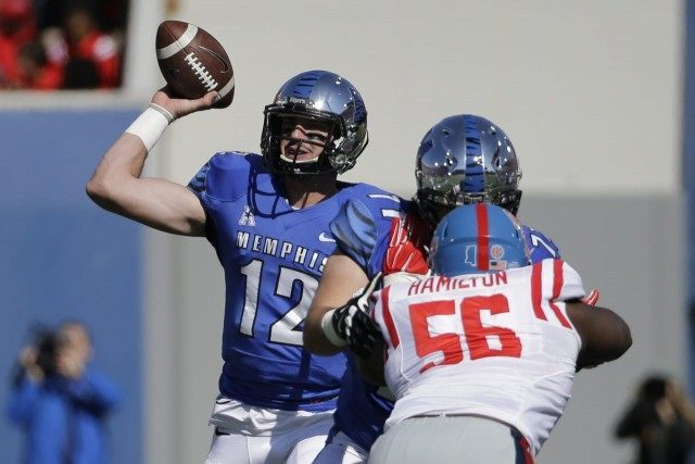 Paxton Lynch, Woodrow Hamilton