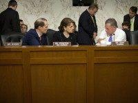 Richard Burr, Dianne Feinstein, Ron Wyden