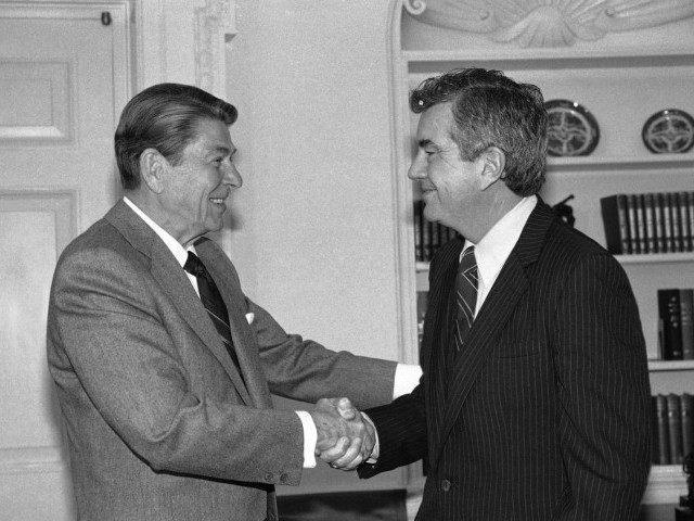 Ronald Reagan, Jerry Parr