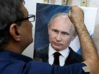 Iraqis Forget About Obama, Celebrate 'Putin the Shiite' for His War Leadership