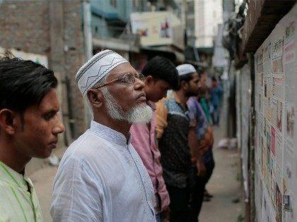 AP Photo/ A. M. Ahad