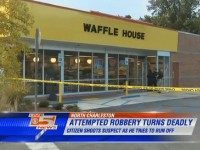 Waffle House to Concealed Permit Holder Who Saved the Day: Thanks but No Thanks