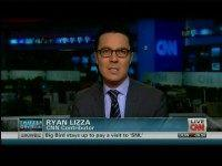 'Stuff Happens': CNN's Ryan Lizza Is Why America Hates and Distrusts the Media