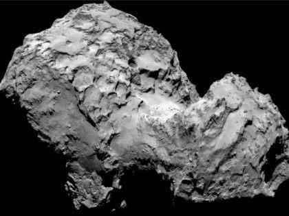 comet-ESA
