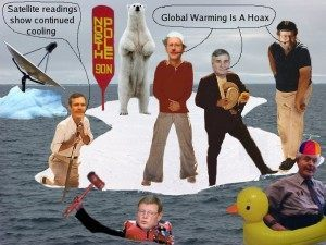 The Politics of Global Warming