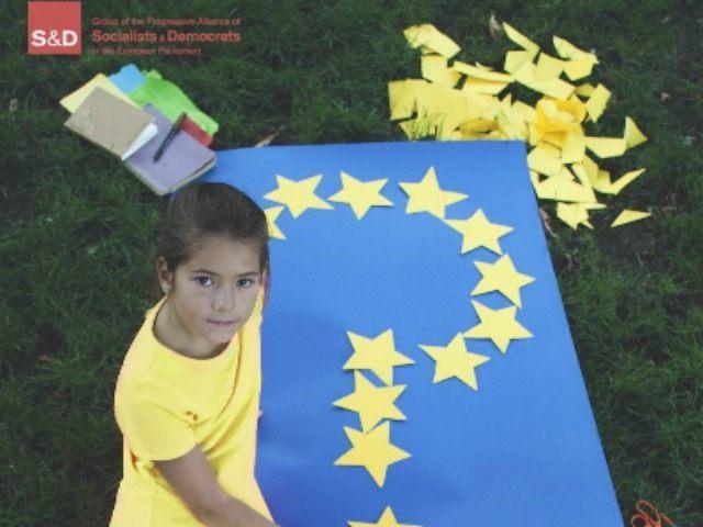 EU Propaganda in Schools