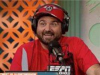 ESPN Radio host Dan Le Batard was a guest on …