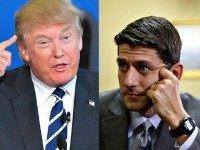 The GOP Has Split into Trump and Ryan Wings