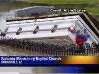 'Thousand-Year' Rain Causes Coffins to Rise to the Surface in South Carolina