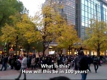WATCH: German Citizens Panic, 'This Is Our Future' – As Muslims March Through City