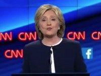 Anderson Cooper to Hillary: 'Will You Say Anything to Get Elected?'