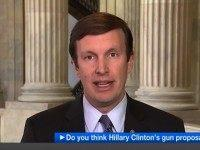"Monday on MSNBC, Sen. Chris Murphy (D-CT)  declared Congress was ""quietly endorsing …"