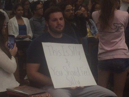 USC Diversity Vote Delayed (Adelle Nazarian / Breitbart News)