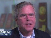 Jeb Bush: I Did Not Smoke Weed with Patriots Coach Bill Belichick