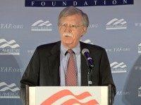 John Bolton Calls on John Kerry to Resign in YAF Speech