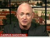 Mark Kelly Can't Name a Single Gun Law that Would Have Stopped Oregon Shooting