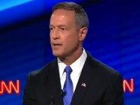 Watch: Martin O'Malley Attacks 'Xenophobe,' 'Carnival Barker' Donald Trump